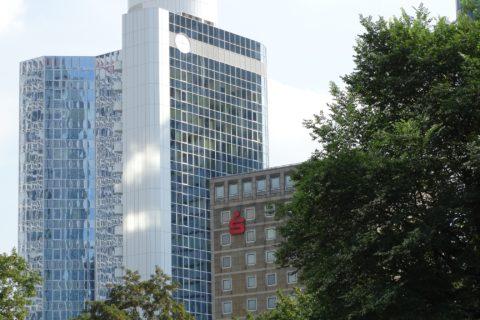 Frankfurt Bankgebäude
